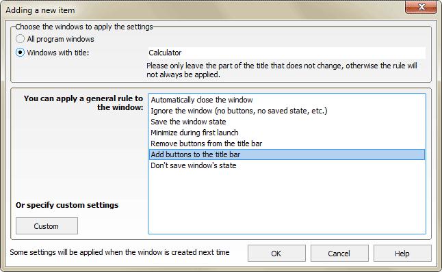 Chameleon Window Manager Pro screenshot